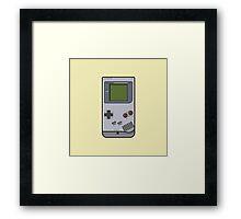 #44 Gameboy Framed Print