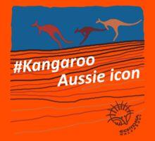 #Kangaroo - Aussie Icon by Echidna  Walkabout