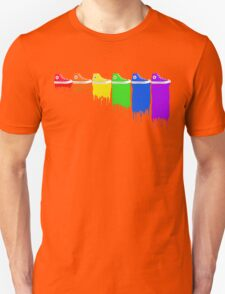 Color Kicks Unisex T-Shirt