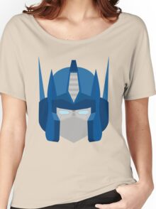 The Autobot Women's Relaxed Fit T-Shirt