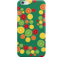 BP 21 Fruit iPhone Case/Skin