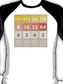 2048 - The NOOOOOOO!!!! Board T-Shirt