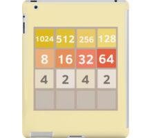 2048 - The NOOOOOOO!!!! Board iPad Case/Skin