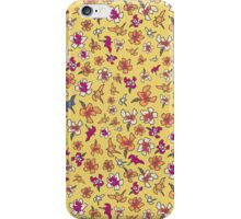 BP 41 Flowers iPhone Case/Skin