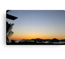 Seychellois Skies Canvas Print
