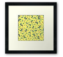 BP 49 Science Framed Print