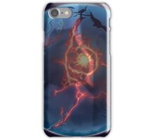 Hyperion's moon iPhone Case/Skin