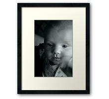 Curiosity Framed Print