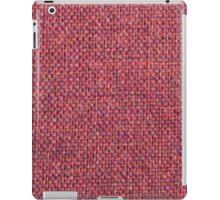 Golder strings and violet strings iPad Case/Skin