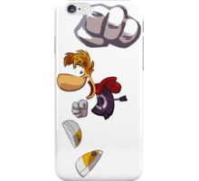 Rayman Jumping (Legends) iPhone Case/Skin