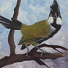 'WHIP BIRD' by jansimpressions