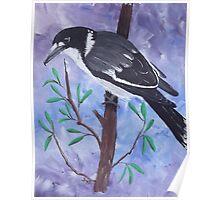 'BUTCHER BIRD' Poster