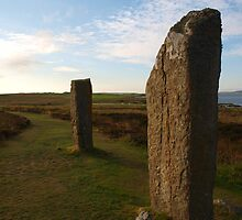 Ring of Brodgar (5) by kalaryder