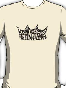 Shakespeare Shirts - Infinite Space (Black) T-Shirt