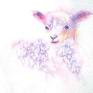 Woolly jumper by Jacki Stokes
