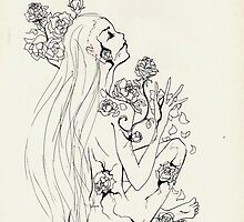 Marmor and roses by AscendeadMaster