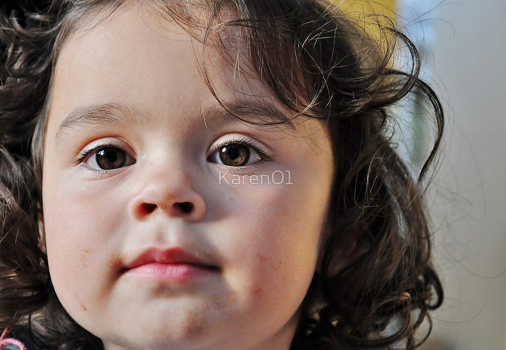 Monday's child... by Karen01