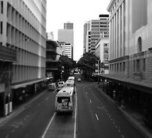 The Malls Streets by CBamPhotography