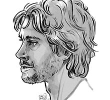 Will Graham by otterymary