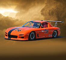 SCCA MAZDA GT2 by DaveKoontz