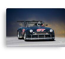 SCCA MG GT2 Canvas Print