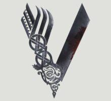 Vikings - Title logo by blackstarshop