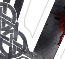 Vikings - Title logo Sticker