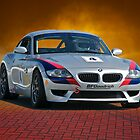 SCCA BMW GT3 by DaveKoontz