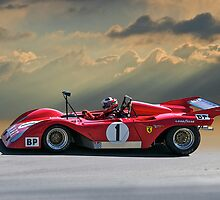 SCCA Ferrari 312 P by DaveKoontz