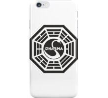 Lost - Dharma Initiative: The Swan iPhone Case/Skin