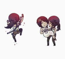 Tiny Tomb Raider B by ihatetombs