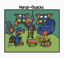 Handi-Quacks by GrinWeeper
