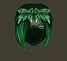 Wildstyle Crown -Green Unisex T-Shirt
