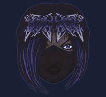 Wildstyle Crown -Blue T-Shirt