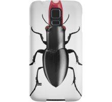 Coleóptero Carmín Samsung Galaxy Case/Skin