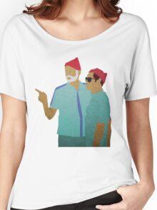 Zissou + Klaus Women's Relaxed Fit T-Shirt
