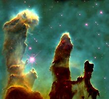 Pillars of Creation    by troycap