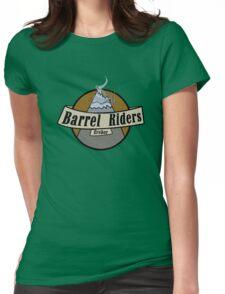 Erebor Barrel Riders Womens Fitted T-Shirt