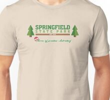 Springfield State Park Unisex T-Shirt