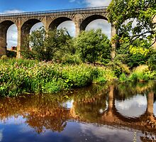 Avon Viaduct Reflections by Tom Gomez