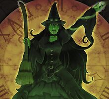 Elphaba from Wicked Musical by LovelyKouga