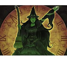 Elphaba from Wicked Musical Photographic Print