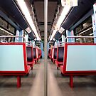 Linha Azul - Lisbon Metro by rsangsterkelly
