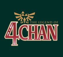 The Legend of 4chan by BiggStankDogg