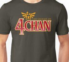 The Legend of 4chan Unisex T-Shirt