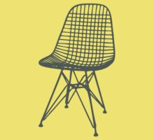 Eames Wire Chair Kids Clothes
