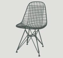 Eames Wire Chair T-Shirt