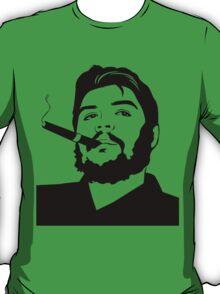 Che Guevara cigar smoking T-shirt T-Shirt