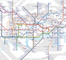 London Tube by Lucasss11