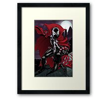 Spawn Framed Print